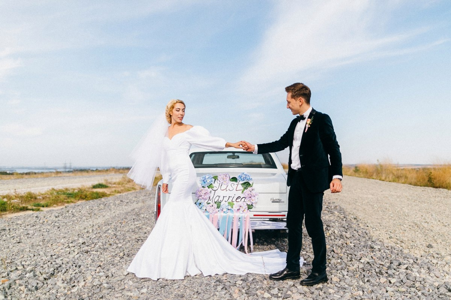 Nastya and Renat Wedding